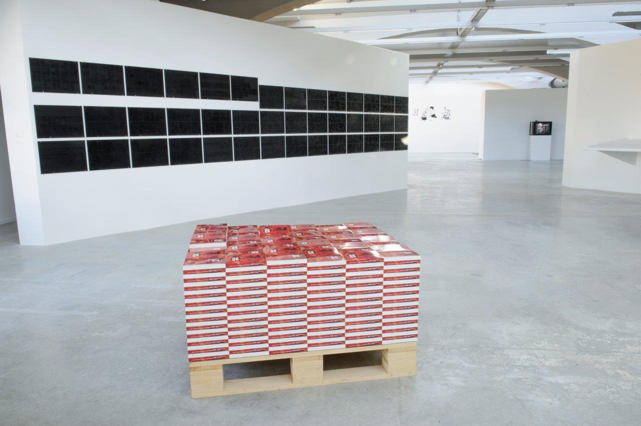 Vue-d-exposition-1-Presque-la-meme-chose-2015-credit-La-Kunsthalle