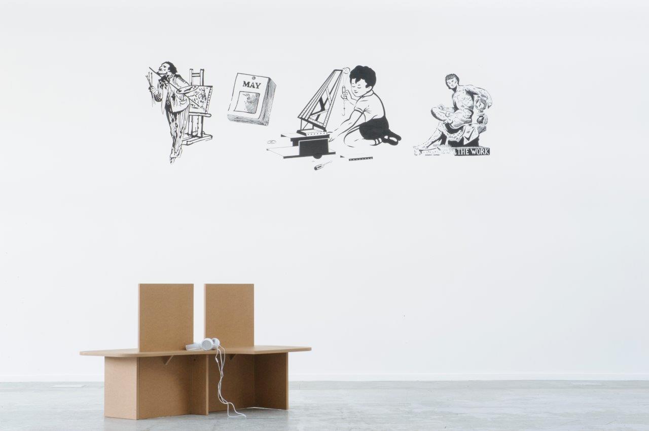 Vue-d-exposition-5-Presque-la-meme-chose-2015-credit-La-Kunsthalle